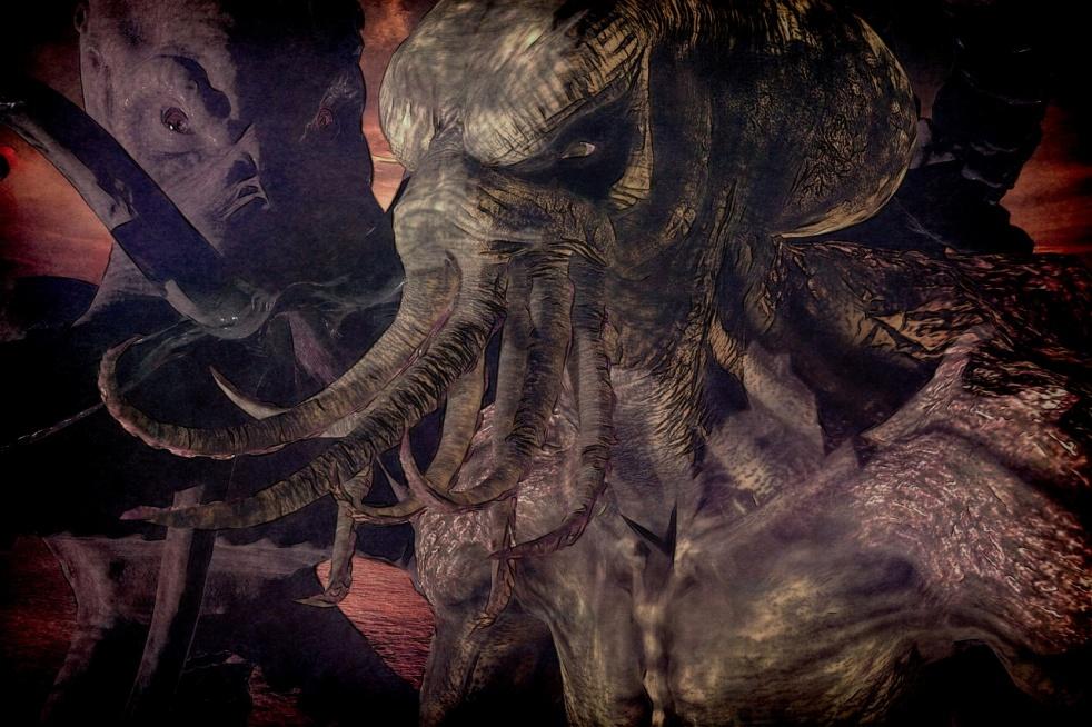 The Cthulhu Mythos & Lovecraft Explained - imagen de portada