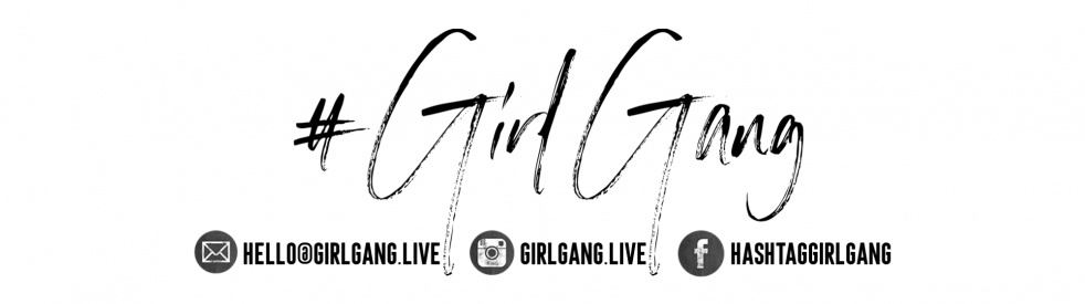 #GirlGang Podcast - Cover Image