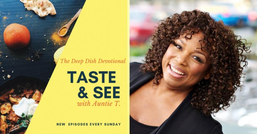 Taste & See with Auntie T. - imagen de show de portada