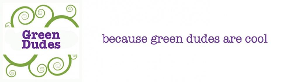 Green Divas: Green Dude Stuff - imagen de portada