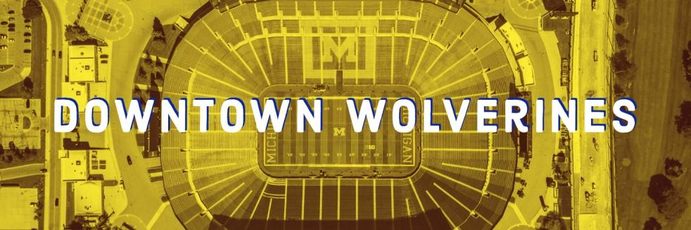Downtown Wolverines Podcast - immagine di copertina dello show