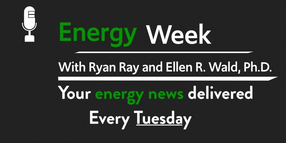 Energy Week - Cover Image