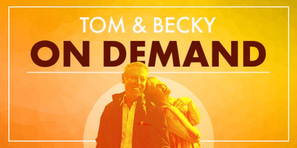 Tom & Becky: On Demand - Cover Image