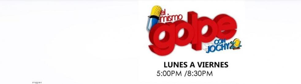 El Mismo Golpe con Jochy Santos - immagine di copertina dello show