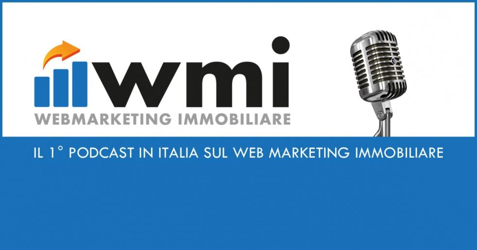 Web Marketing Immobiliare Podcast - Cover Image