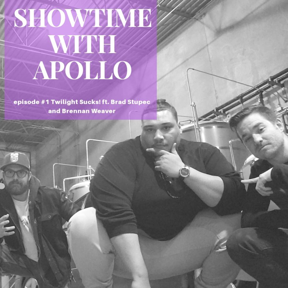 Showtime With Apollo - imagen de portada