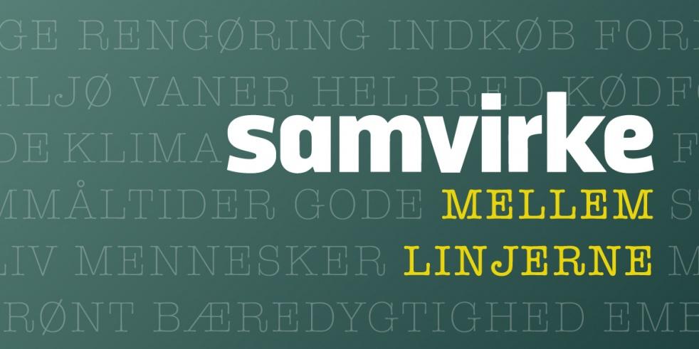 Samvirke Mellem Linjerne - Cover Image