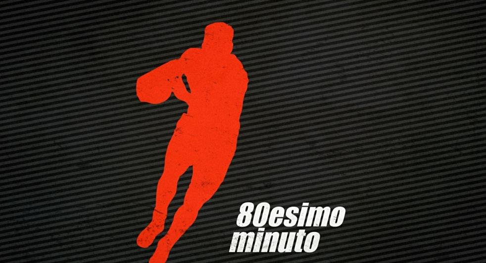 80esimo minuto - show cover