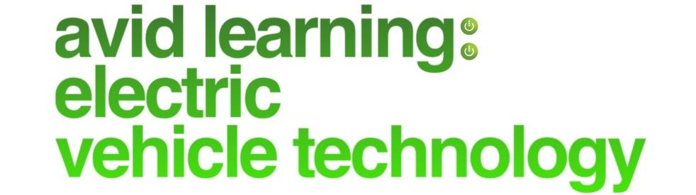 AVID Learning: EV & AV Technology - Cover Image