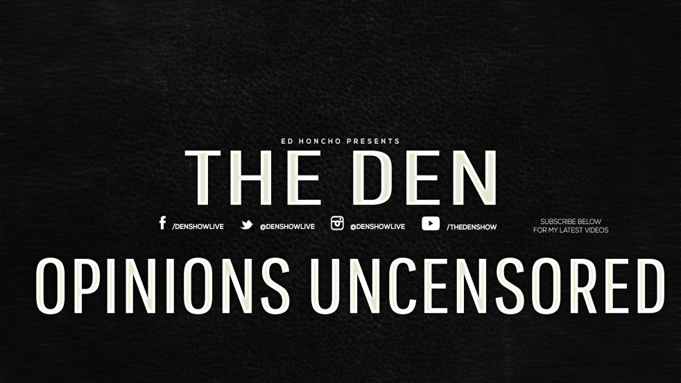 The Den - show cover