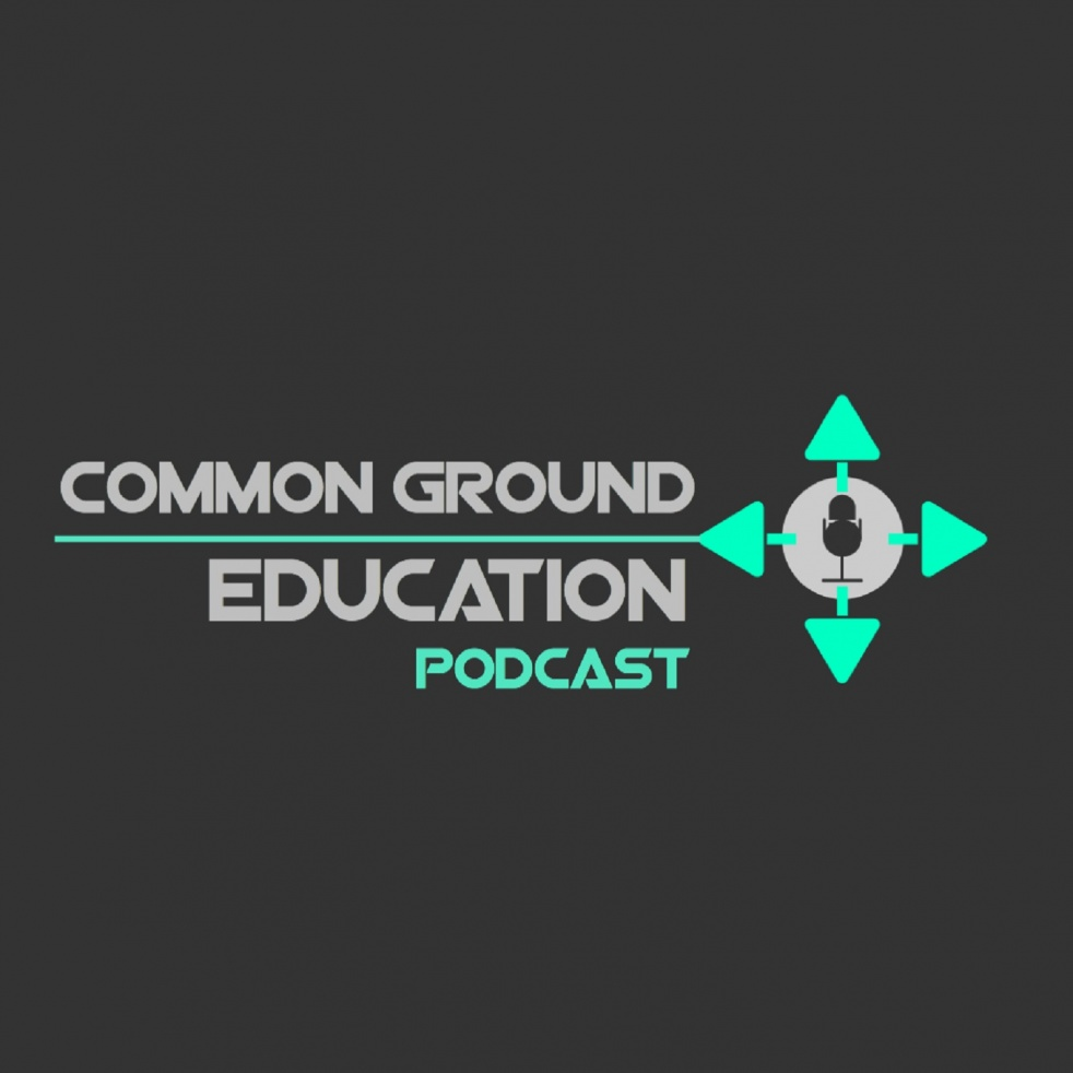 Common Ground Education Podcast - immagine di copertina dello show