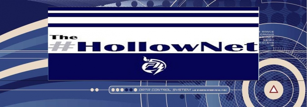 The HollowNet - show cover