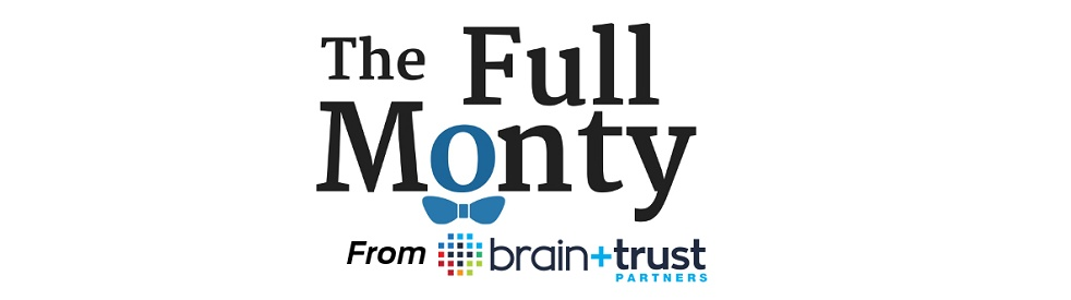 The Full Monty - show cover
