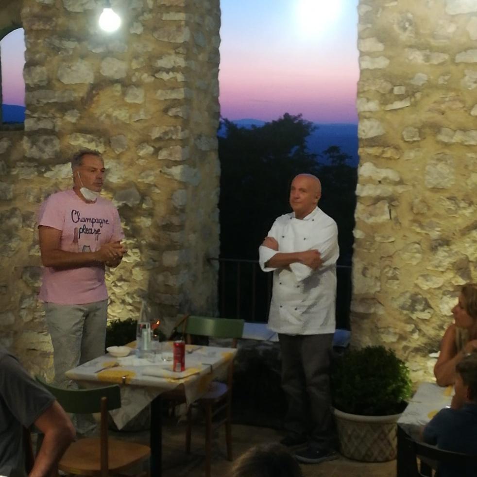 Agosto a Borgo Campello - Cover Image