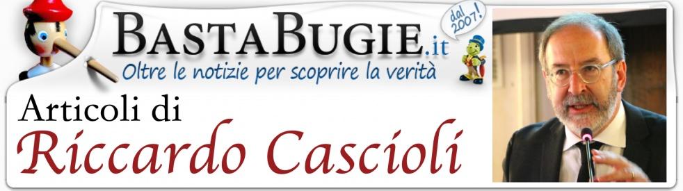 ARTICOLI di Riccardo Cascioli - immagine di copertina