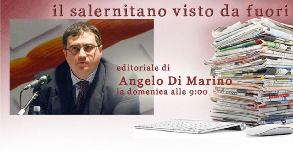 Editoriale della domenica - imagen de show de portada