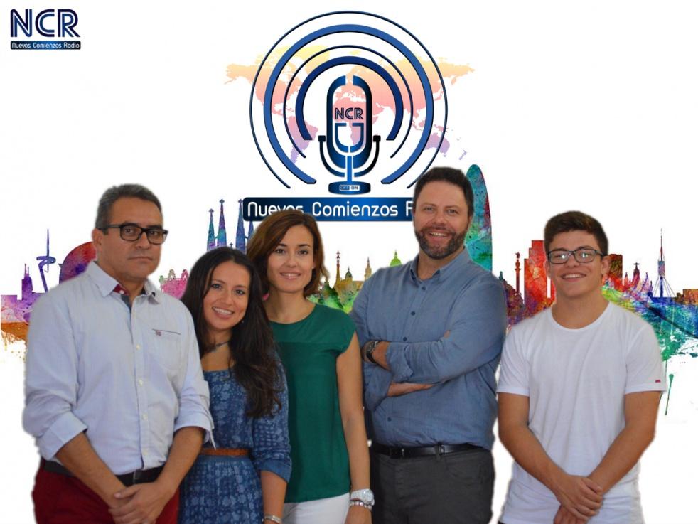 NUEVOS COMIENZOS - imagen de show de portada