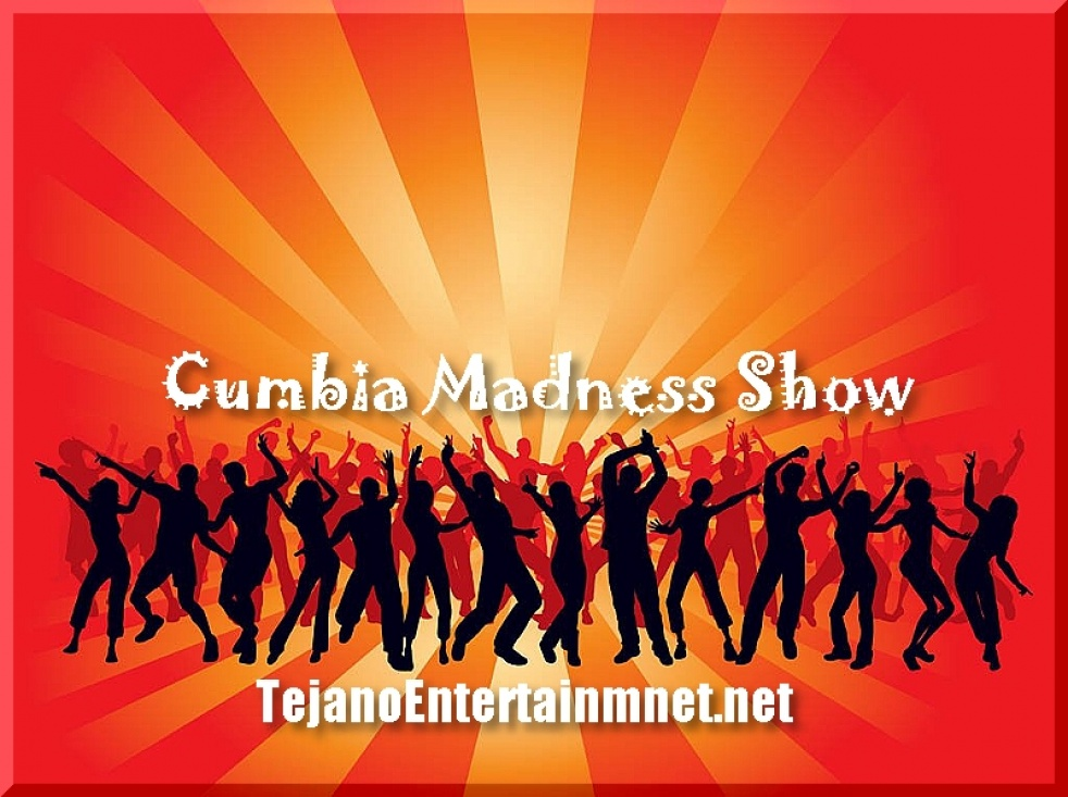 Cumbia Madness - show cover
