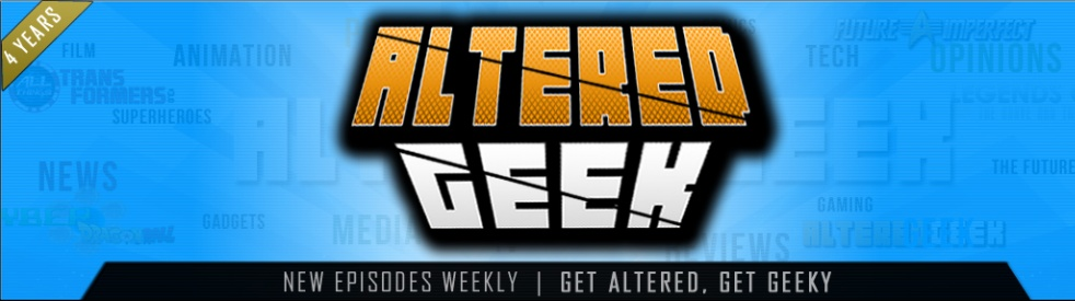Altered Geek - show cover