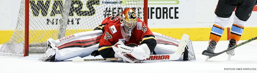 Stockton Heat AHL Hockey Games - Cover Image