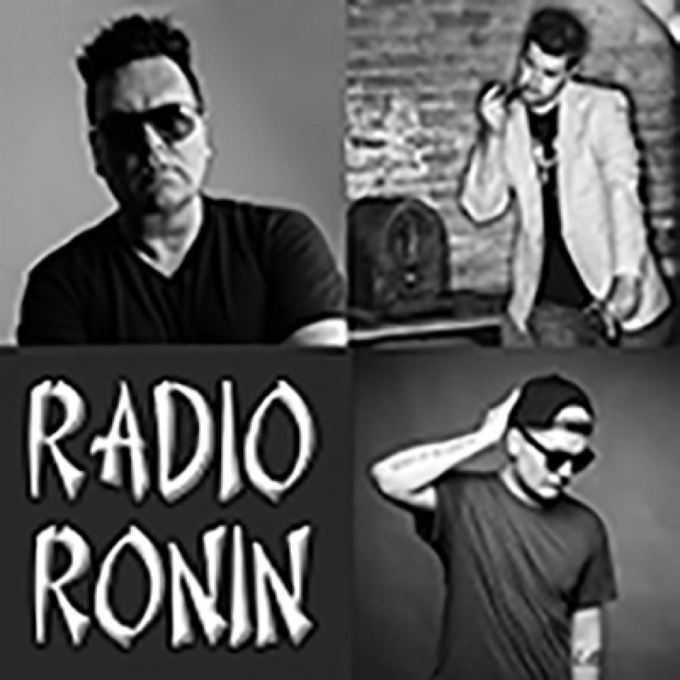Radio Ronin - show cover