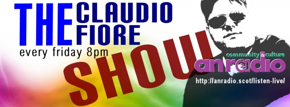 The Claudio Fiore Show - An Radio Uist - show cover