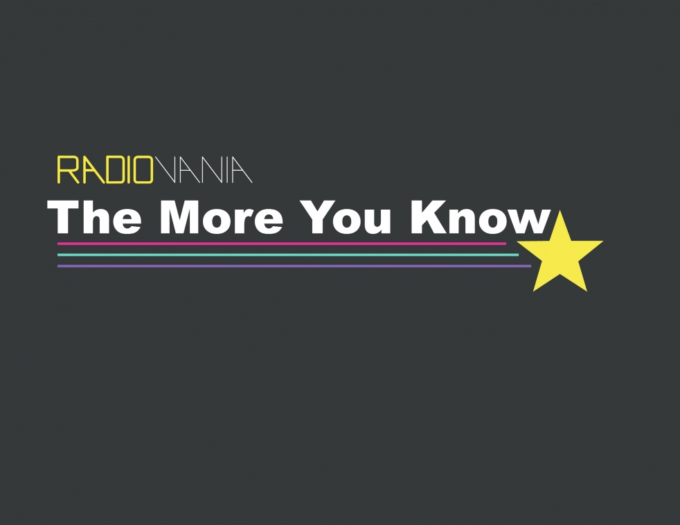 The More You Know - show cover