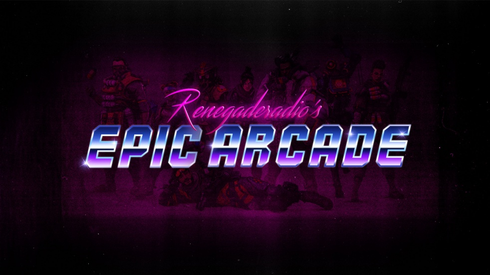 Epic Arcade - Cover Image