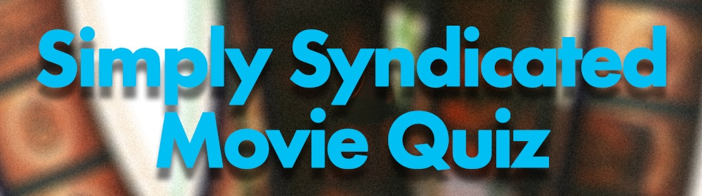 Simply Syndicated Movie Quiz - show cover