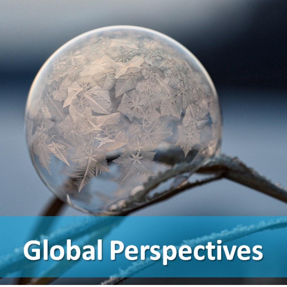 Global Perspectives - imagen de show de portada