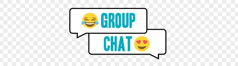 Group Chat - immagine di copertina dello show