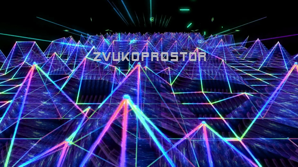 Zvukoprostor - show cover