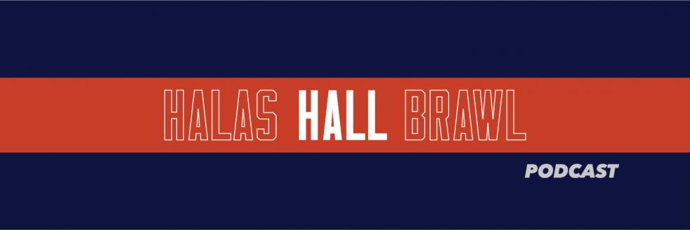 The Halas Hall Brawl Podcast - immagine di copertina dello show
