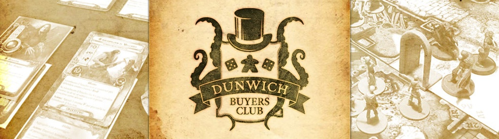 Dunwich Buyers Club - show cover