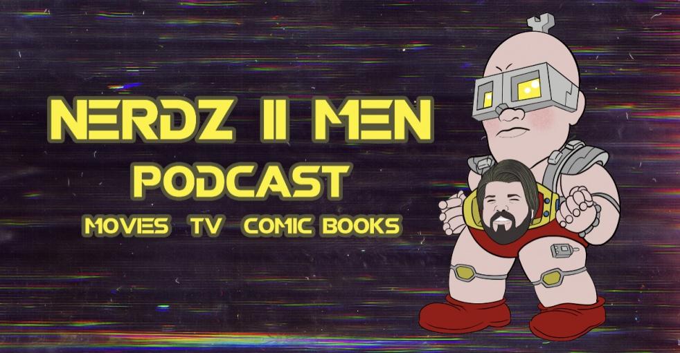 Nerdz II Men's tracks - immagine di copertina