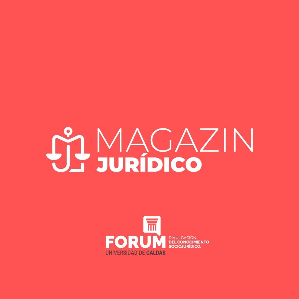 Magazín Jurídico - Cover Image