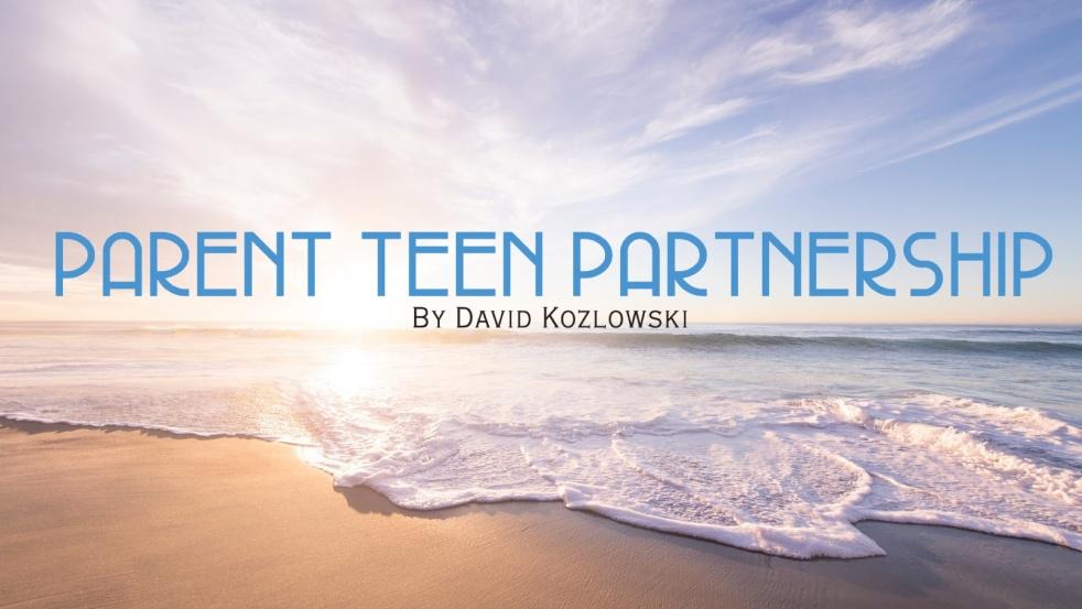 Parent Teen Partnership Podcast - immagine di copertina