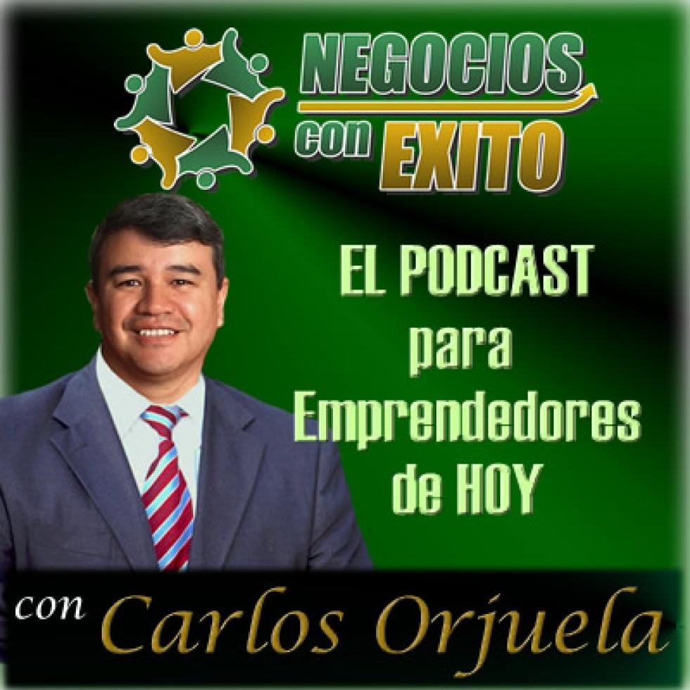 Negocios con Exito por Carlos Orjuela - show cover