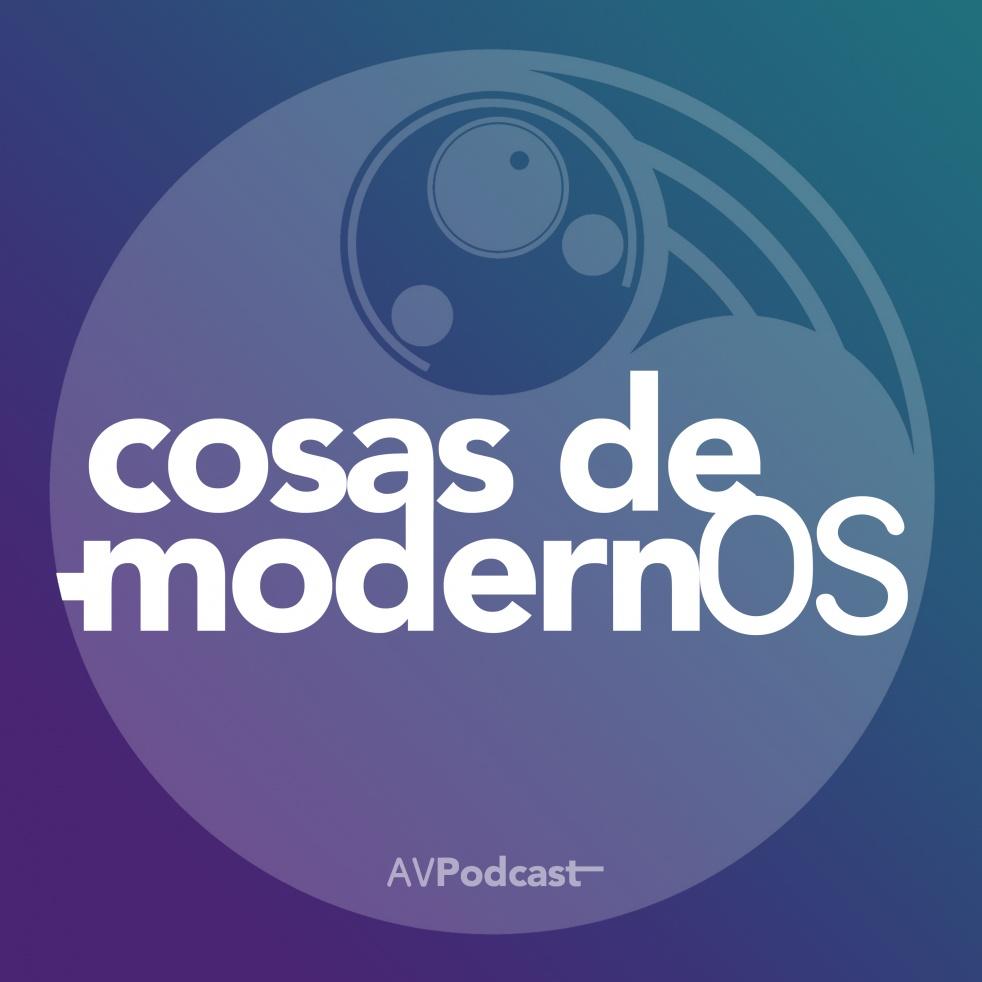 Cosas de modernOS - show cover