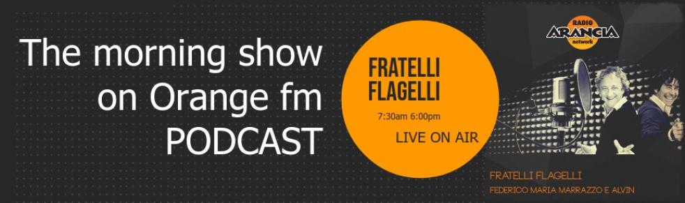Fratelli Flagelli il Podcast - show cover
