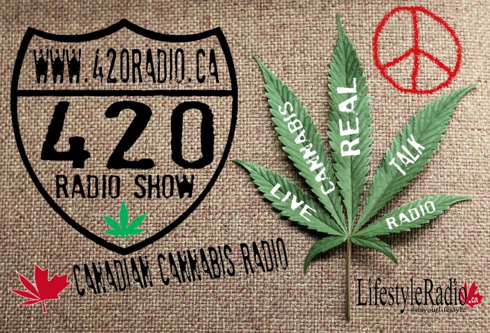 420 Radio Show - show cover