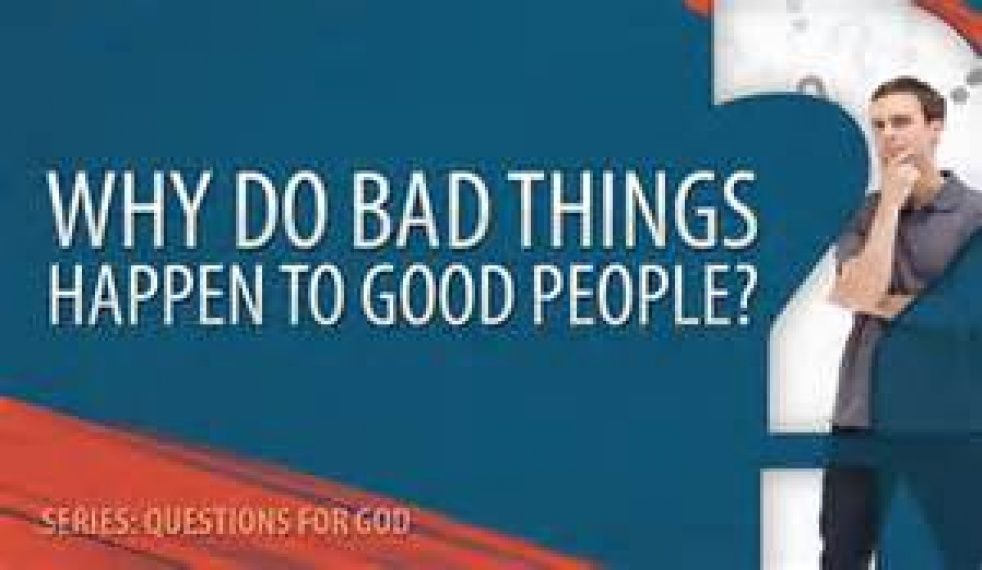Is God In The Bad That Happens? #1 - Cover Image
