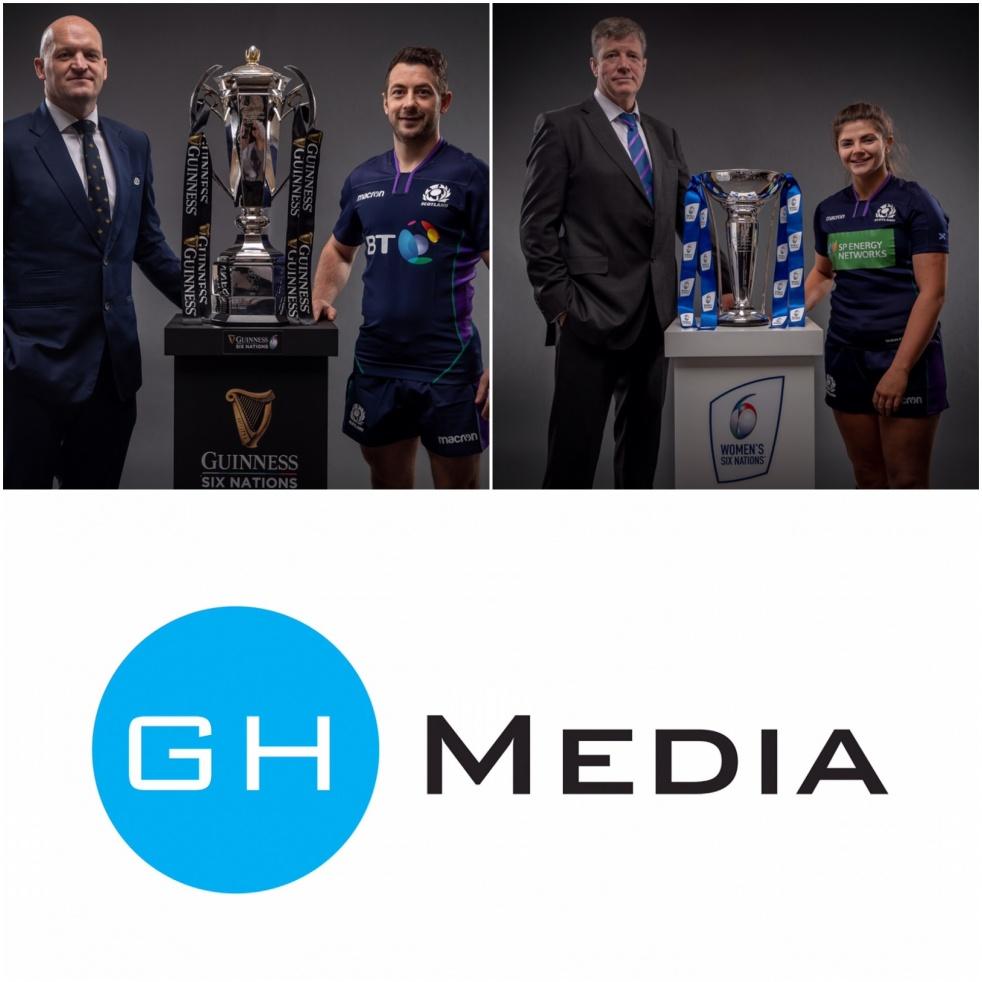 GH Media 6 Nations 2019 Podcast - imagen de show de portada