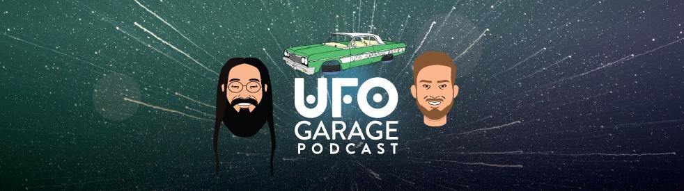 UFO Garage - show cover
