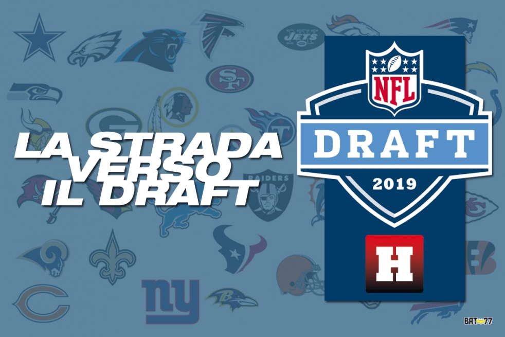 PODCAST VERSO IL DRAFT - show cover