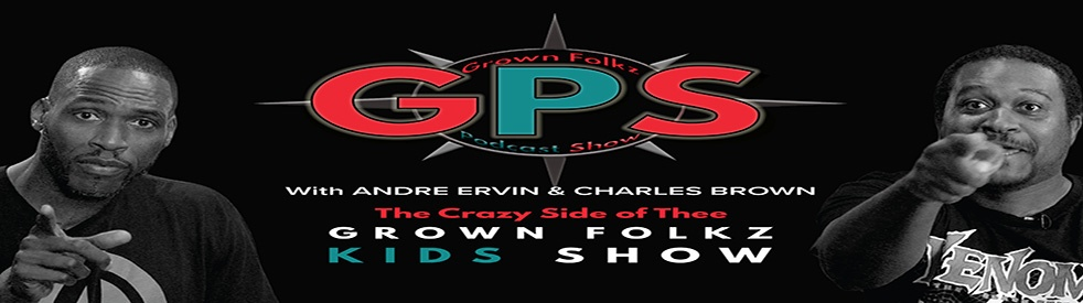 Grown Folks Kids Show's GPS - Cover Image