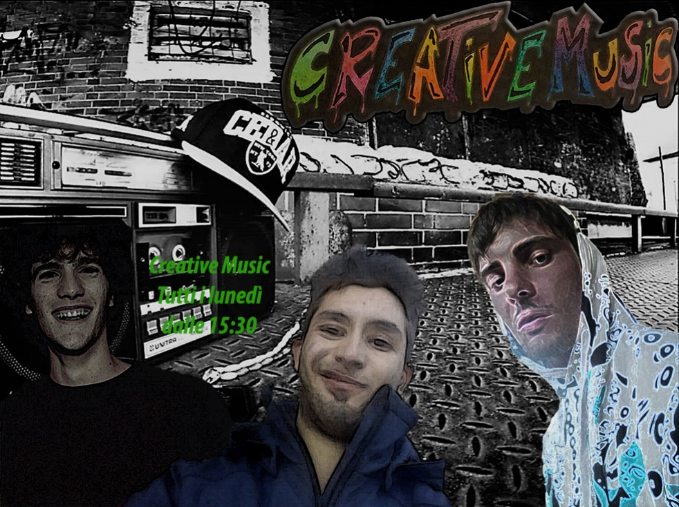 Creative Music - show cover
