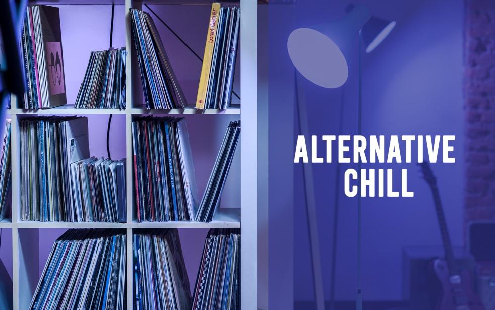 2 Alternative Chill - show cover