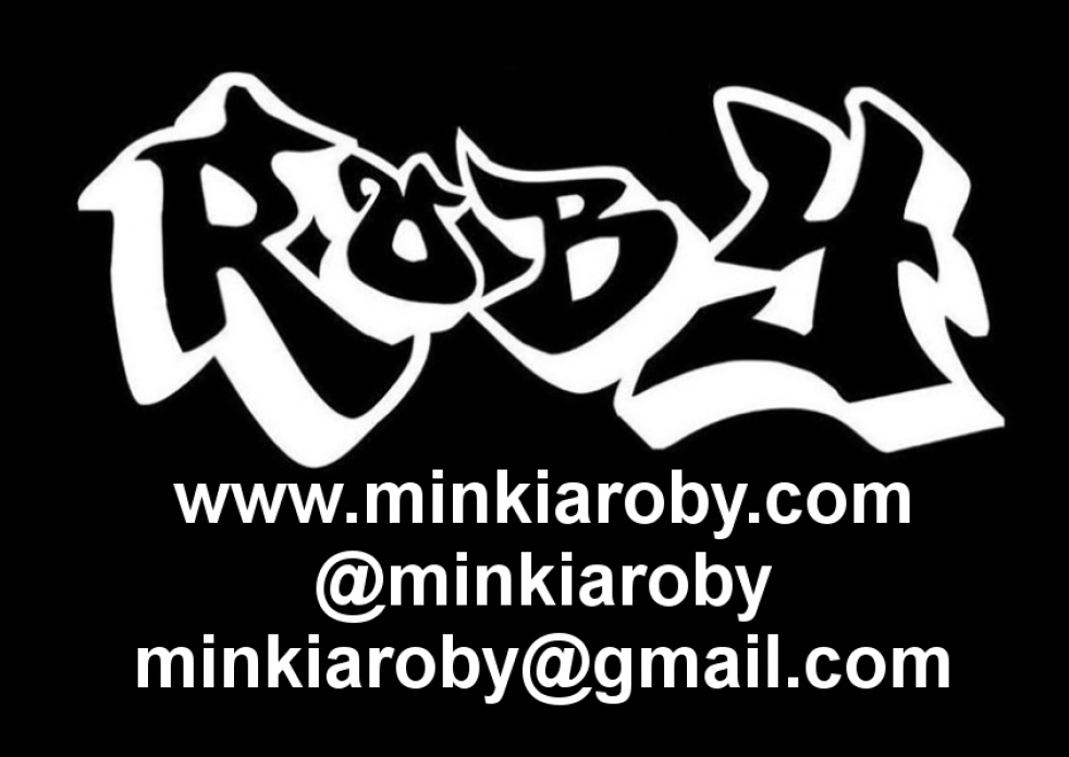 #minkiaroby HIP HOP SHOW - show cover