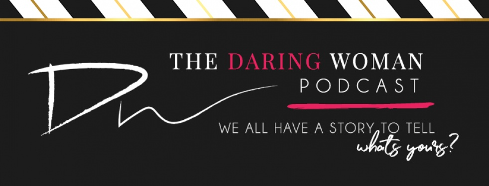 The Daring Woman Podcast - show cover